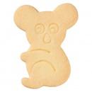 Foremka do wykrawania ciastek Koala Birkmann srebrna