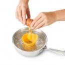 Foremki do jajek w koszulkach 2 szt. OXO Good Grips żółte
