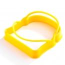 Foremki silikonowe do jajek w kształcie tostów 2 szt. Mastrad żółte