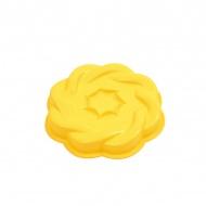 Forma do ciasta Soft 28,5 cm Pavoni żółta