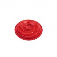 Forma do ciasta Twist 20,5 cm Pavoni mała czerwona