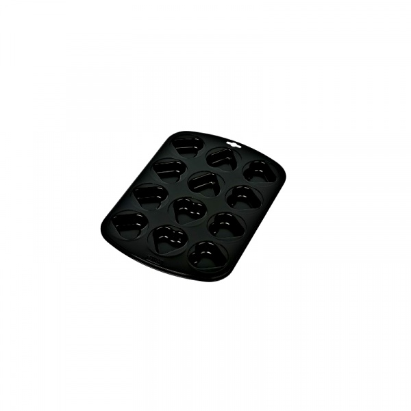Forma do muffinek mini serca 12 szt. Kaiser Love 2300658339
