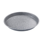 Forma do tarty 31×3,5cm Lamart Stone szara