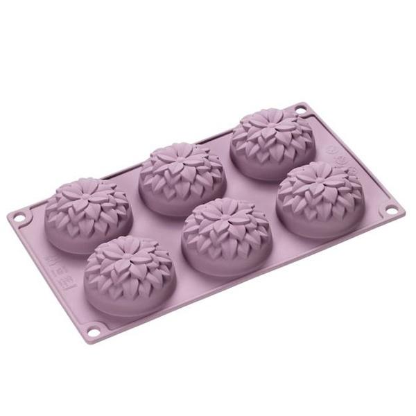 Forma na 6 ciasteczek Lurch dalie LU-00085061