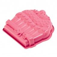 Forma na ciasto/tort Pavoni Cupcake różowa