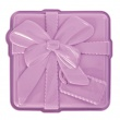 Forma na ciasto/tort Pavoni Gift fioletowa FRT168LI3S
