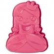 Forma na ciasto/tort Pavoni księżniczka różowa FRT172ROS