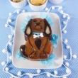 Forma na ciasto/tort Pavoni piesek FRT175AZ3S