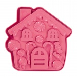 Forma na ciasto/tort Pavoni Sweet Home różowa