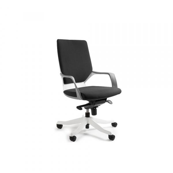 Fotel biurowy Apollo M Unique black W-908W-BL418