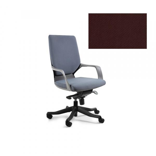Fotel biurowy Apollo M Unique cocoa W-908B-BL406