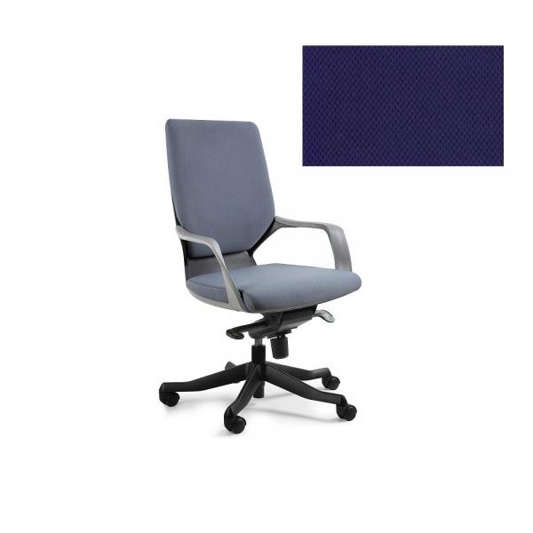Fotel biurowy Apollo M Unique navyblue W-908B-BL412