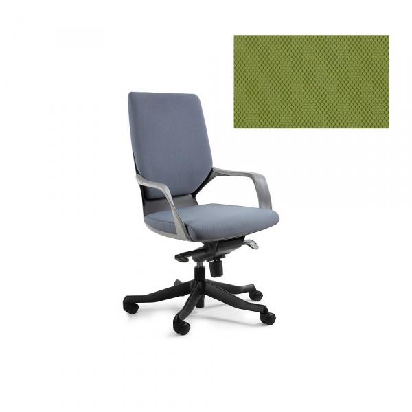 Fotel biurowy Apollo M Unique olive W-908B-BL411