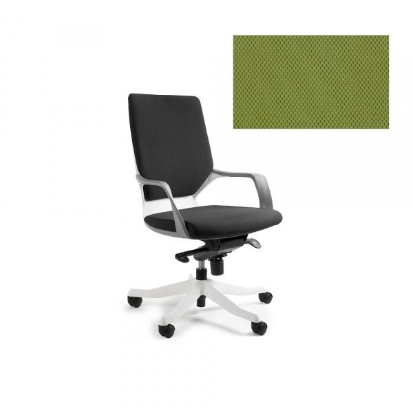 Fotel biurowy Apollo M Unique olive W-908W-BL411