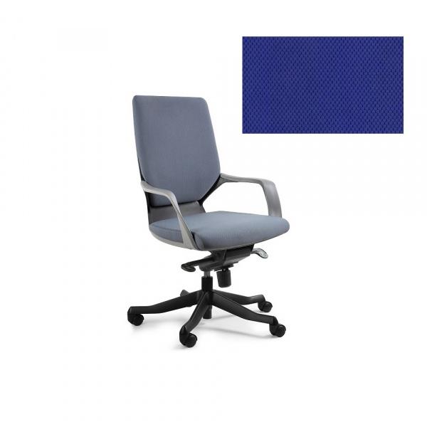 Fotel biurowy Apollo M Unique royalblue W-908B-BL415