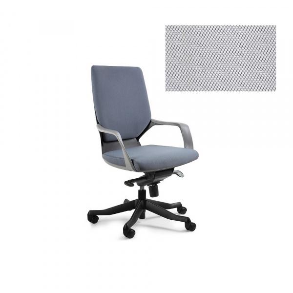 Fotel biurowy Apollo M Unique snowy W-908B-BL416