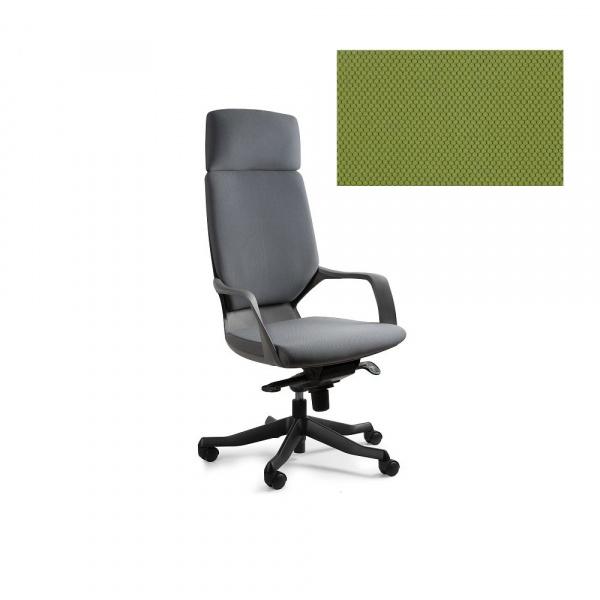 Fotel biurowy Apollo Unique olive W-909B-BL411