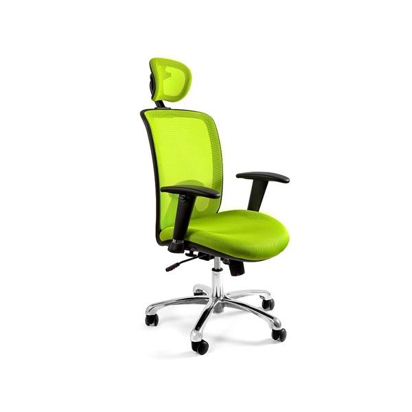 Fotel biurowy UNIQUE Expander zielony W-94-9