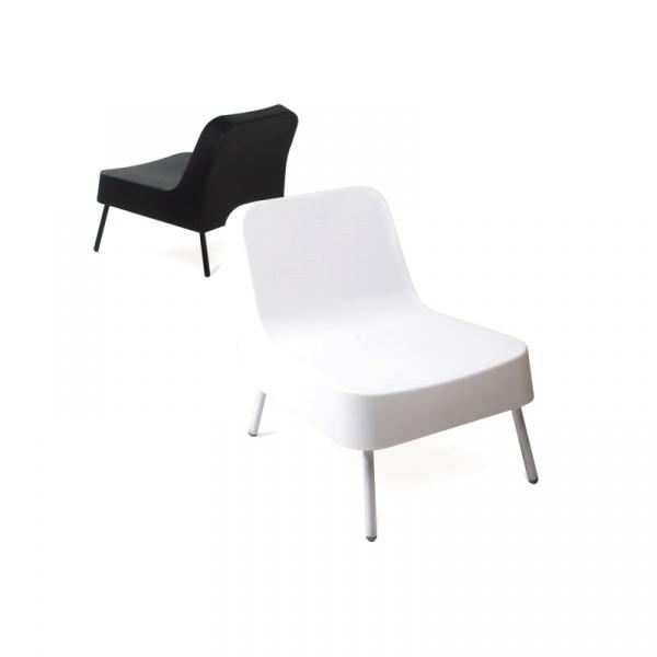 Fotel D2 BOB biały DK-62087