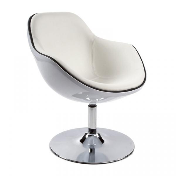 Fotel Daytona Kokoon Design biały AC00250WHWH