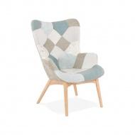Fotel Kokoon Design Nana kolorowy