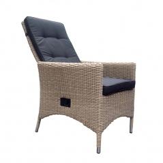 Fotel obiadowy regulowany 73x64x112 cm Miloo Home West wielobarwny