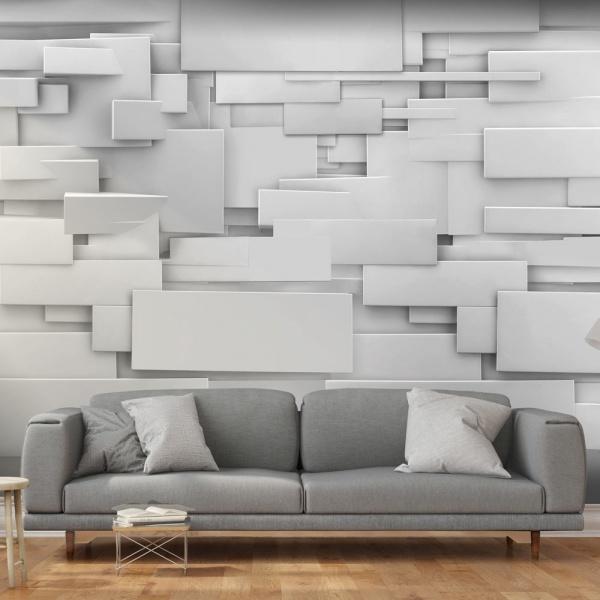 Fototapeta - Abstrakcyjna przestrzeń (300x210 cm) A0-XXLNEW011173