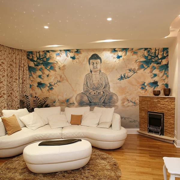 Fototapeta - Buddha of prosperity (450x270 cm) A0-F4TNT0071-P