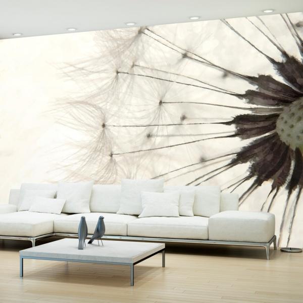 Fototapeta - Dandelion fuzz (300x210 cm) A0-XXLFTNT1392