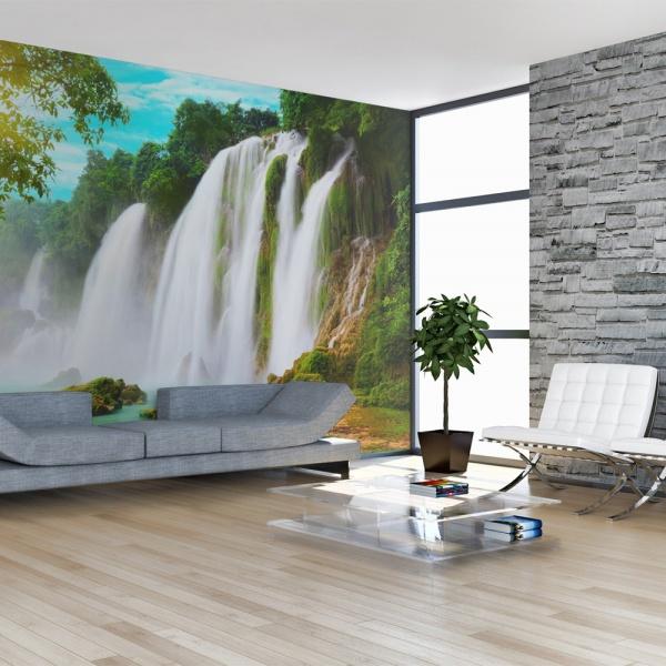 Fototapeta - Detian - wodospad (Chiny) (450x270 cm) A0-F4TNT0505