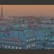 Fototapeta - Dobry wieczór Paryżu A0-F5TNT0058-P