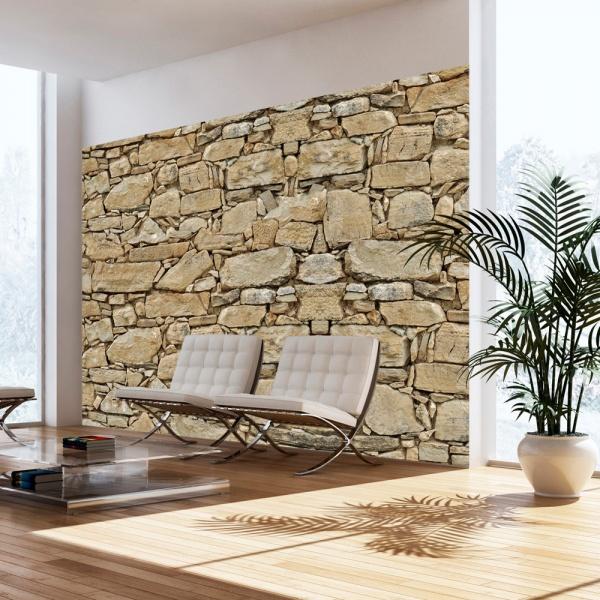 Fototapeta - Kamienna ściana (300x210 cm) A0-XXLNEW010270