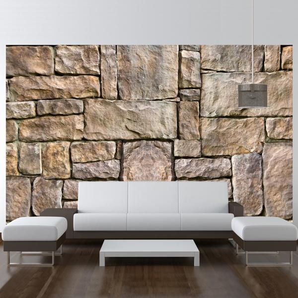 Fototapeta - Kmienne układanki (300x210 cm) A0-XXLNEW010269