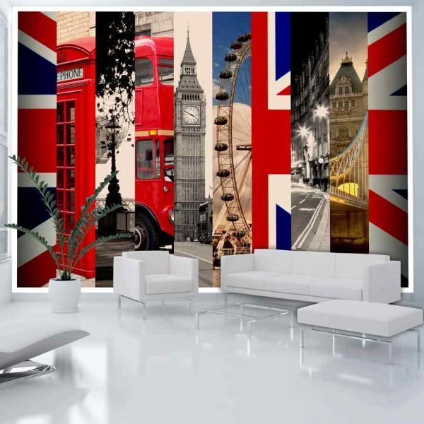 Fototapeta - London (300x210 cm) A0-XXLNEW010230
