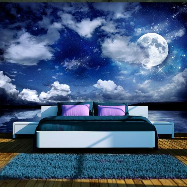 Fototapeta - Magiczna noc (300x210 cm) A0-XXLNEW010323