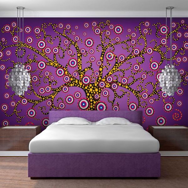 Fototapeta - Magiczne drzewo (300x210 cm) A0-XXLNEW010377