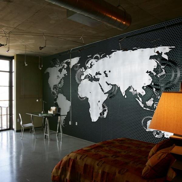 Fototapeta - Mechanical World (450x270 cm) A0-F4TNT0120-P
