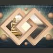 Fototapeta - Nowy wymiar buddyzmu A0-F4TNT0020-P