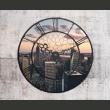 Fototapeta - NYC Time Zone A0-F4TNT0543