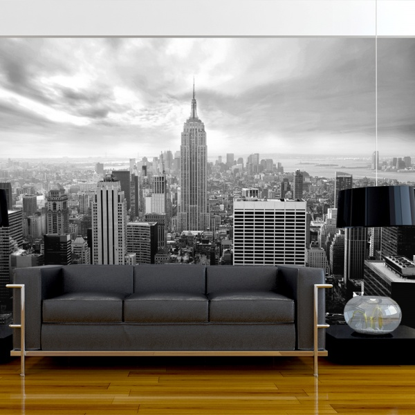 Fototapeta - Old New York (300x210 cm) A0-XXLNEW010103