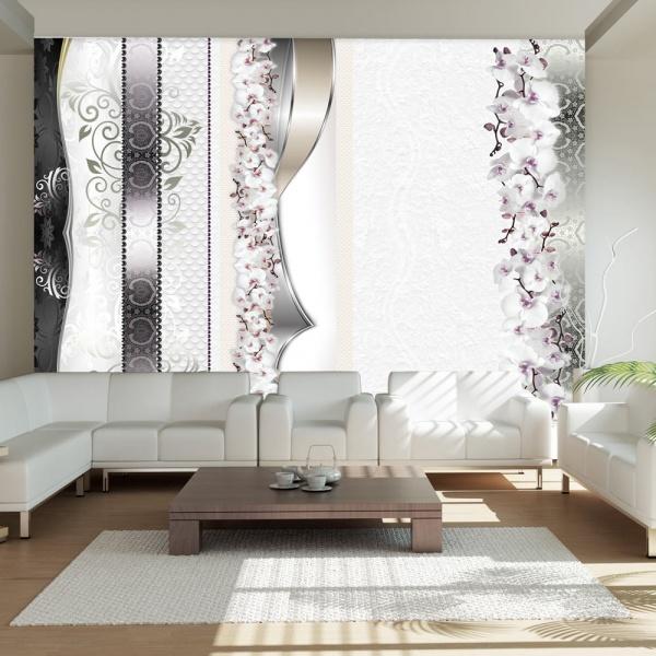 Fototapeta - Parada orchidei (300x210 cm) A0-XXLNEW010403
