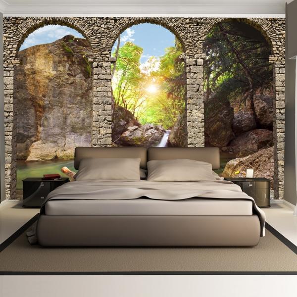 Fototapeta - Poranny relaks (300x210 cm) A0-XXLNEW010265