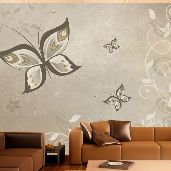 Fototapeta - Skrzydła motyla (300x210 cm) A0-XXLNEW010220