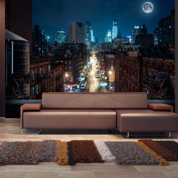 Fototapeta - Śpiący Nowy Jork (300x210 cm) A0-XXLNEW011016