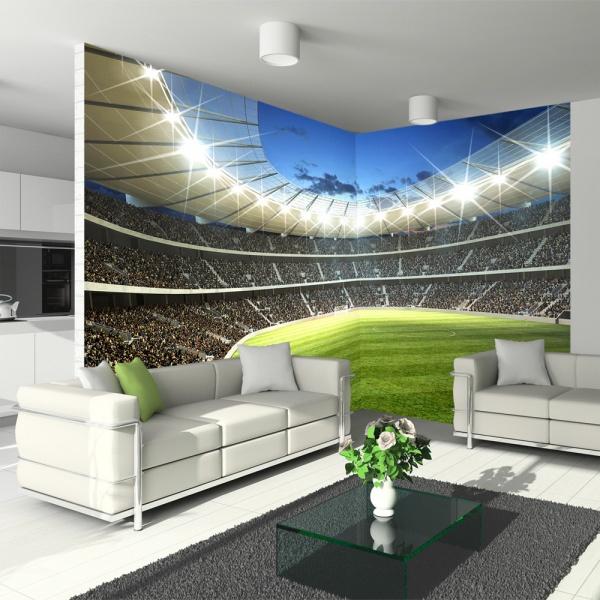 Fototapeta - Stadion (300x210 cm) A0-XXLNEW010186