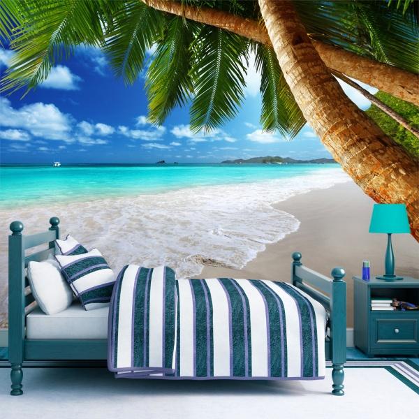 Fototapeta - Tropikalna wyspa (300x210 cm) A0-XXLNEW010155