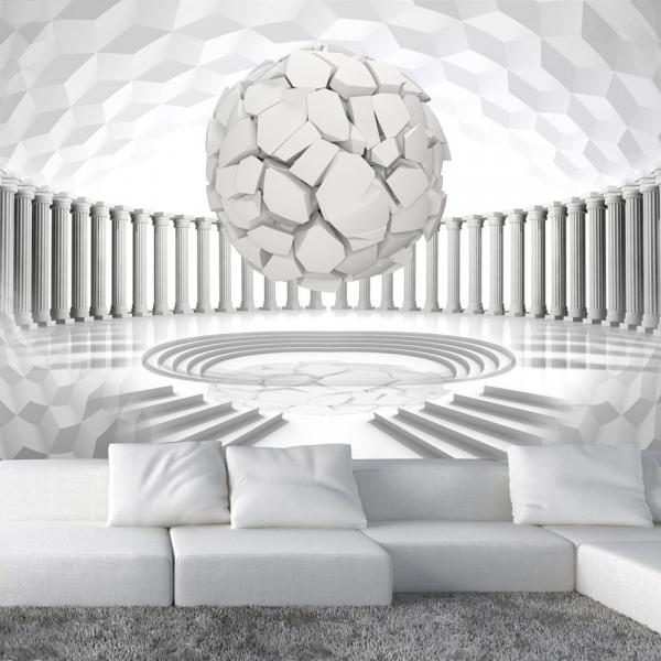 Fototapeta - Ukryta geometria (300x210 cm) A0-XXLNEW011517