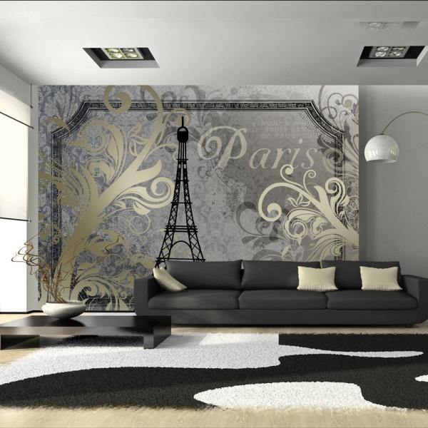 Fototapeta - Vintage Paris (300x210 cm) A0-XXLNEW010408