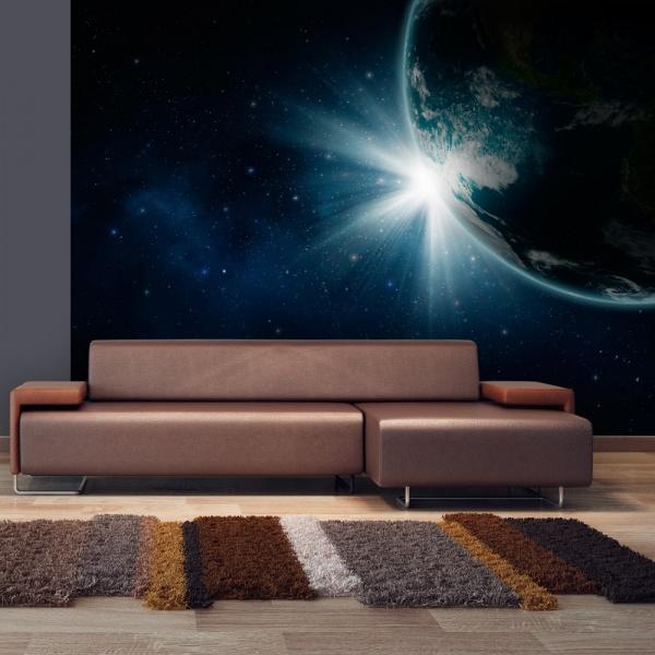 Fototapeta - Ziemia (300x210 cm) A0-XXLNEW010824