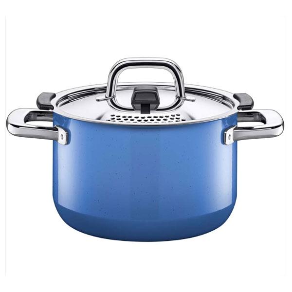 Garnek duży 3,7L Silit Nature Blue niebieski 21.0229.9486